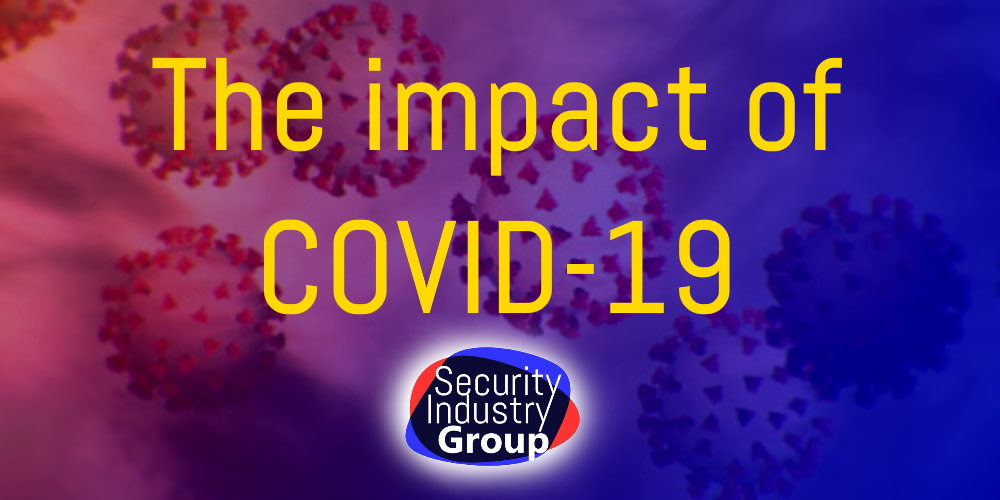 The Impact of COVID-19 on the Security Industry