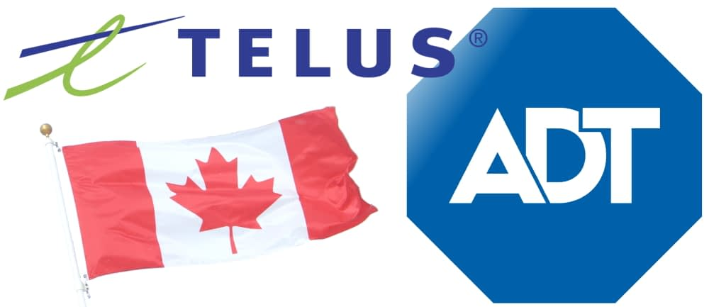 Telus and ADT