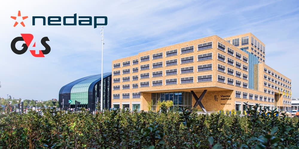 Flemish Government makes a fresh start with Nedap access control