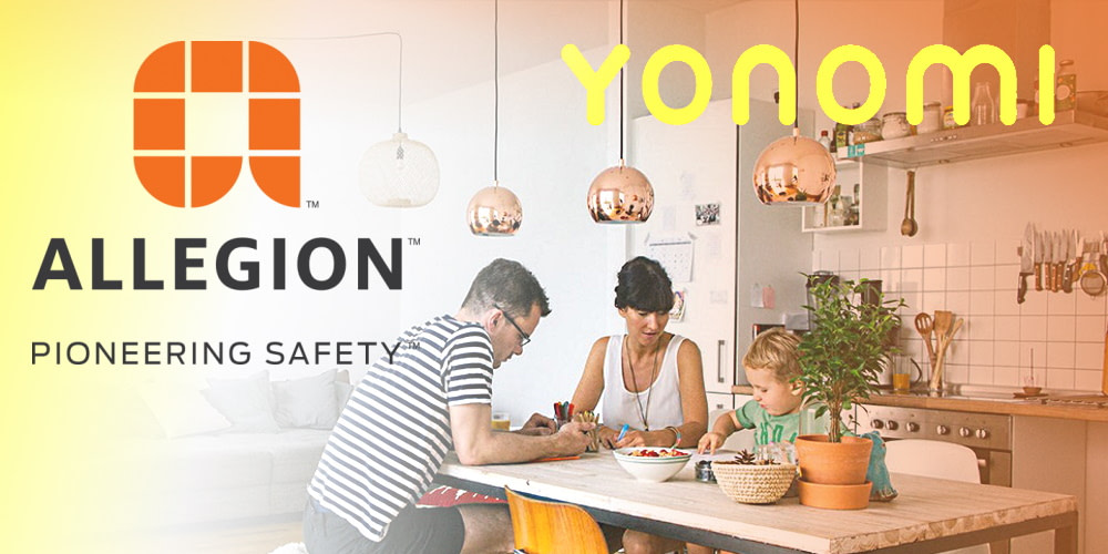 Allegion Accelerates Vision of Seamless Access with Acquisition of Technology Company Yonomi