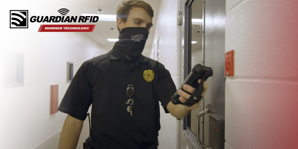 GUARDIAN RFID announces two full deployments of its RFID Inmate Tracking System