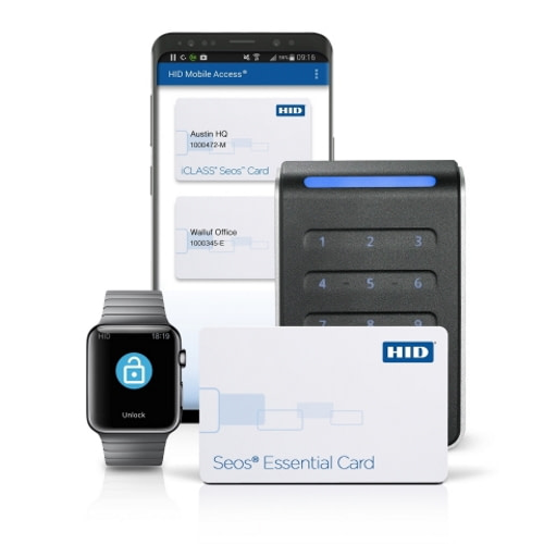 HID Seos Credential Technology