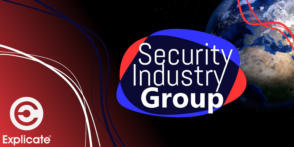 Agency services by Explicate and the Security Industry Group