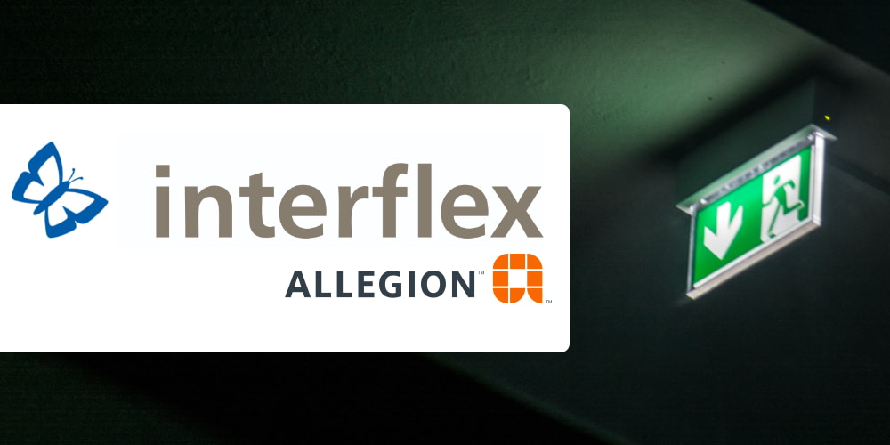 Interflex launches new solution for evacuation management