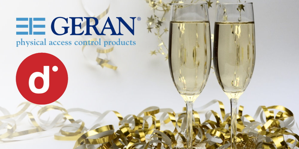 Digicon and Geran Access Products celebrate the 1 year anniversary of their partnership