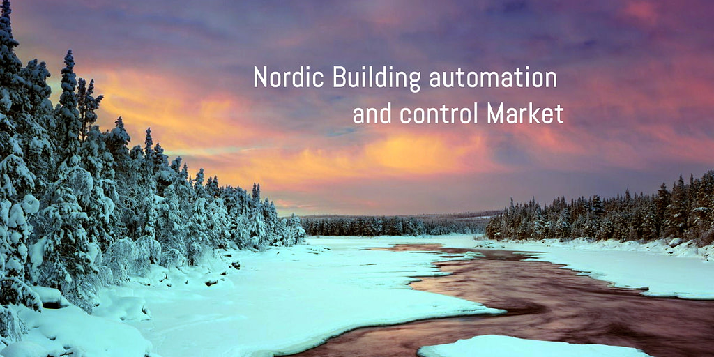 The Nordic Building automation and control Market will exceed 3 billion USD by 2027