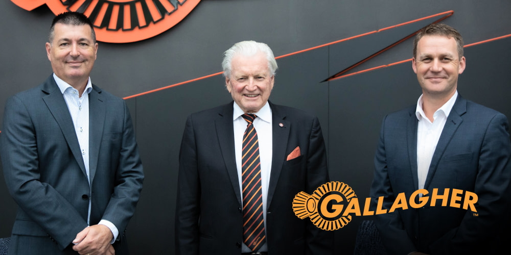 Sir William Gallagher moves to ambassadorial role after 59 years