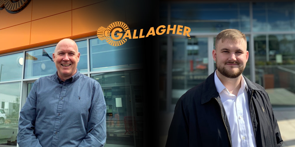 Mark Vickers joins Gallagher