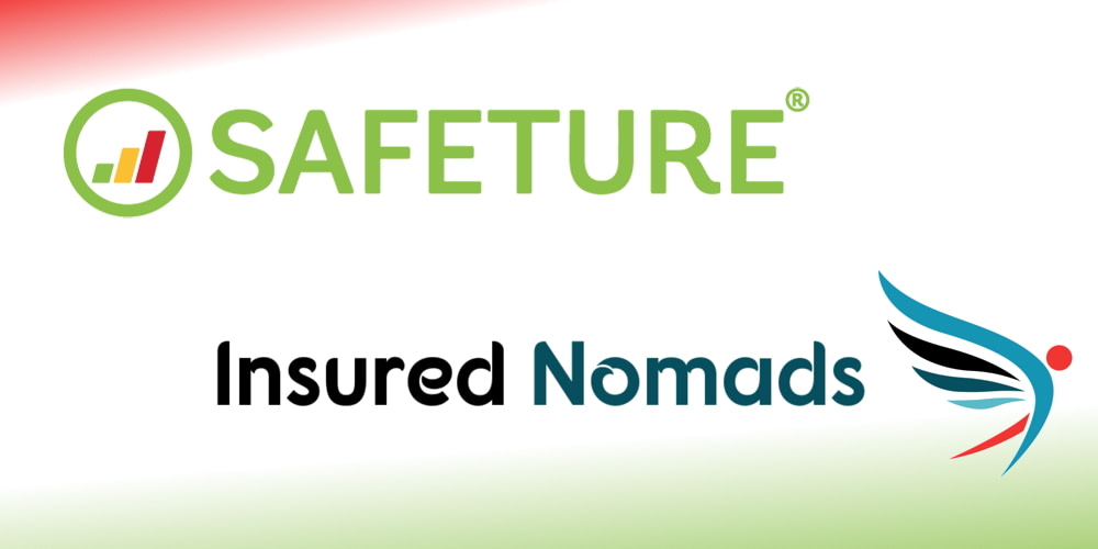 Safeture signs new deal with Insured Nomads