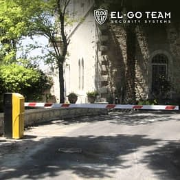 EL-GO TEAM Electric Arm Barriers