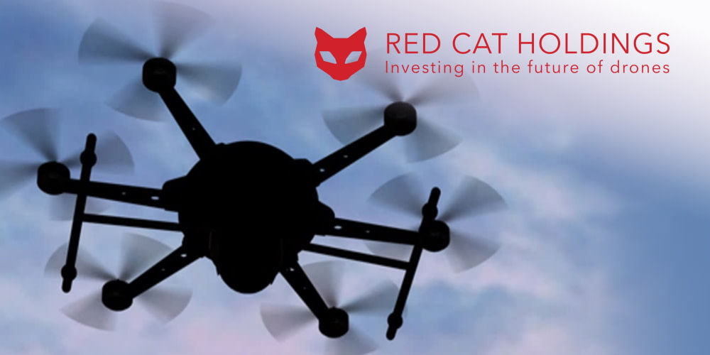 RED CAT HOLDINGS ANNOUNCES APPOINTMENT OF ALLAN EVANS AS CHIEF OPERATING OFFICER