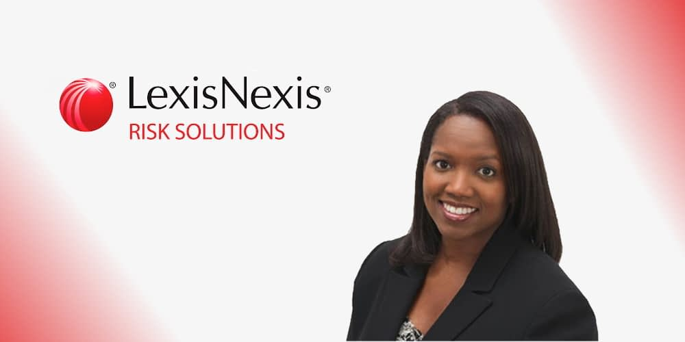 Kimberly Sutherland, VP of fraud and identity strategy at LexisNexis