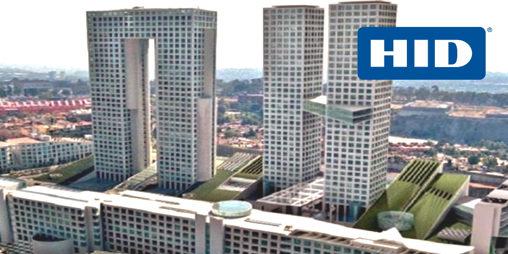 Arcos Bosques Tower 1 Selects HID Mobile Access® Solution and Readers