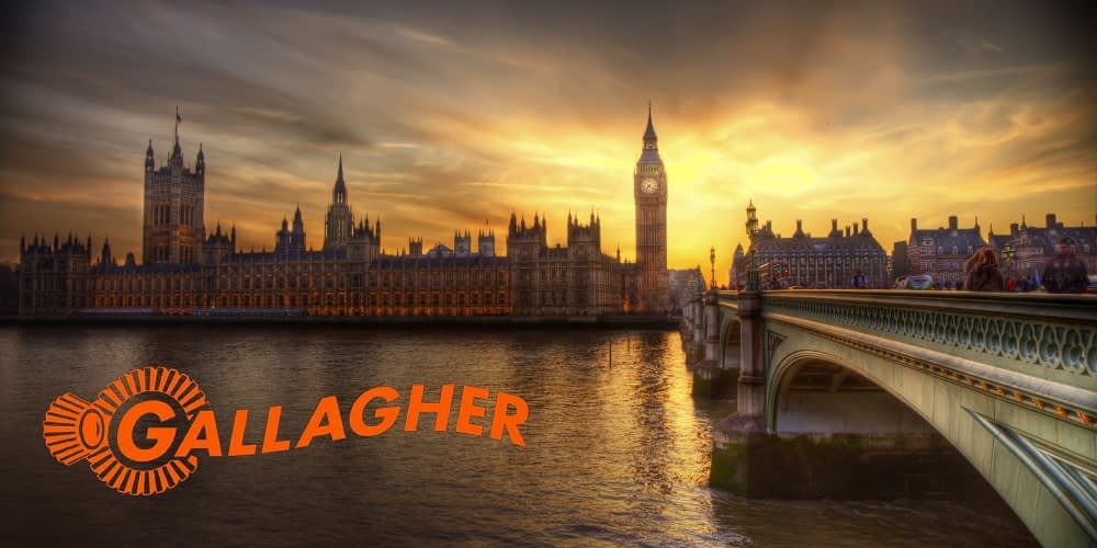 Gallagher's high security solution compliant with UK cyber security standards