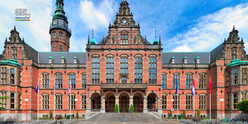 University Of Groningen Expands its EAL ATS Access Control System