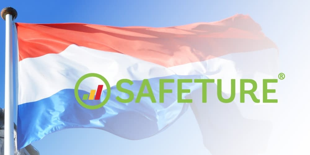 A significant breakthrough for Safeture in the Netherlands