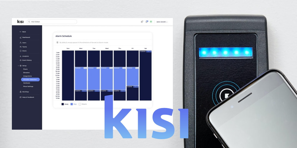 Kisi Launches Intrusion Detection as Part of Expansion Into Physical Security
