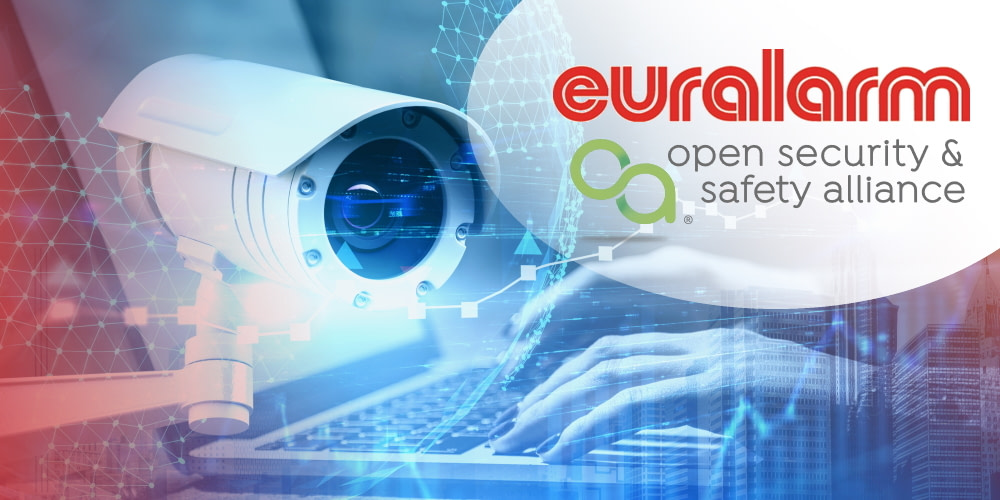 The Open Security & Safety Alliance joins Euralarm
