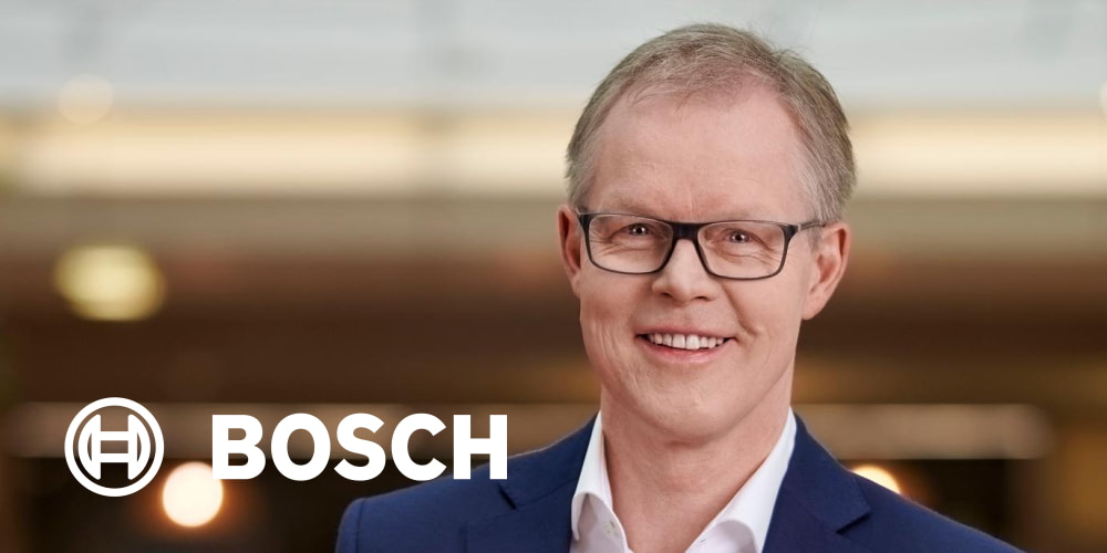 Thomas Quante is the new CEO of Bosch Building Technologies