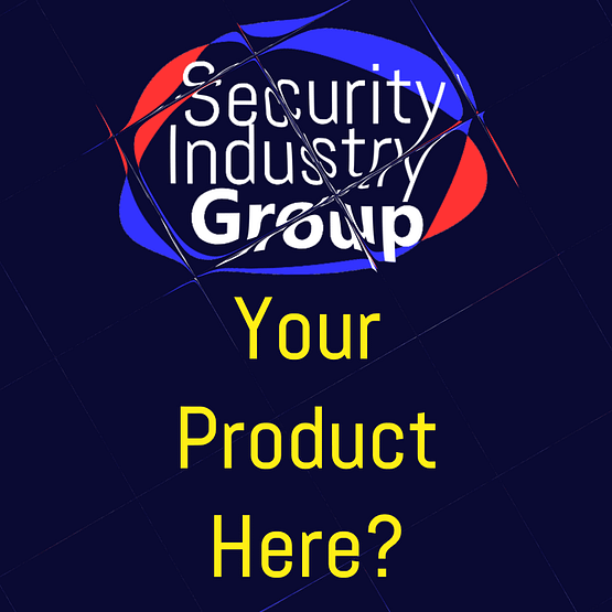 Your product on SecIndGroup.com?