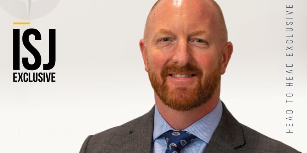 Rick Mounfield, Chief Executive of the Security Institute