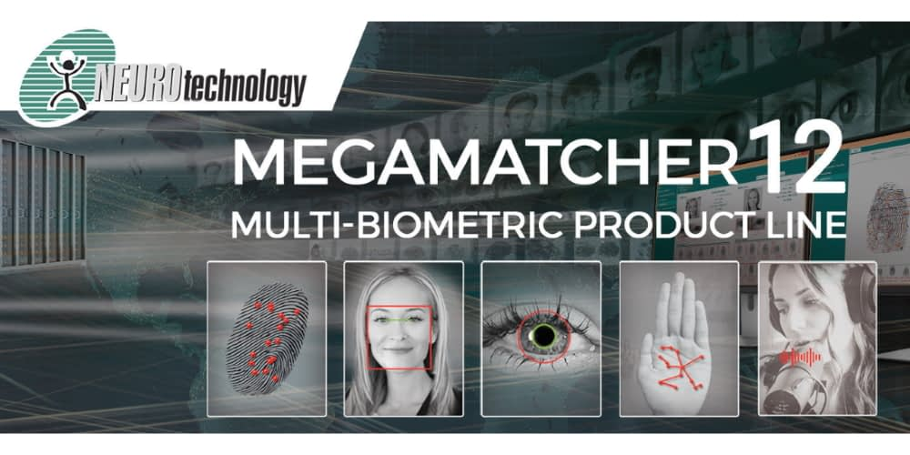 Neurotechnology Megamatcher 12