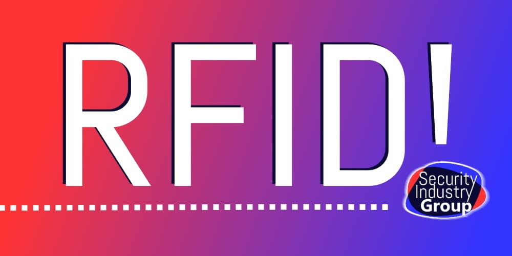 RFID in security applications