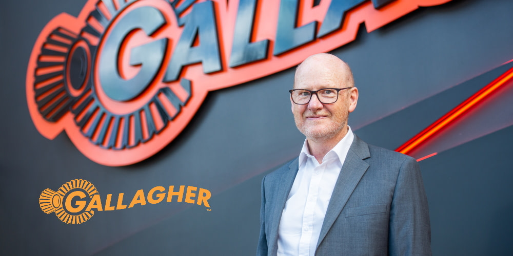 Steve Bell from Gallagher Security