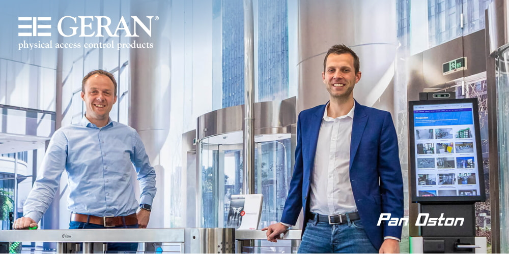 Geran Access and Pan Oston Join Forces!