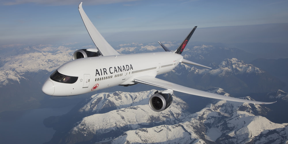 Air Canada Becomes First Canadian Airline to Offer Optional Biometric Boarding for Flights Departing the US to Canada
