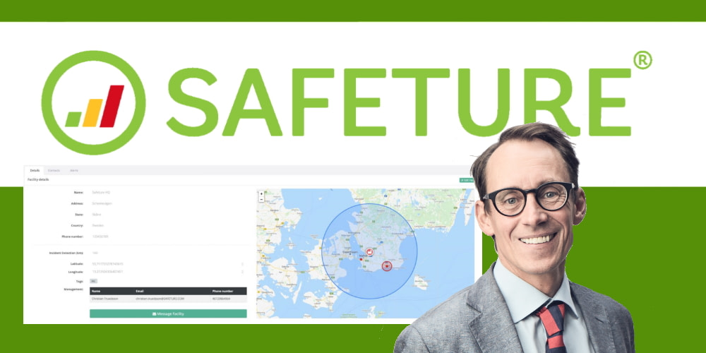 Safeture teams with U.S.-based Exlog Global in multi-year contract from a renowned research hospital