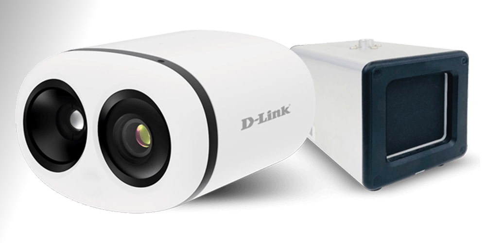 D-Link Launches Group Temperature Screening Camera Kit with AI Facial Recognition