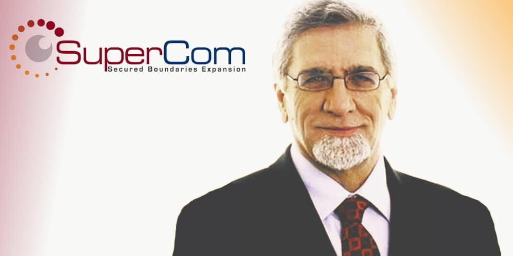 SuperCom President and CEO Arie Trabelsi