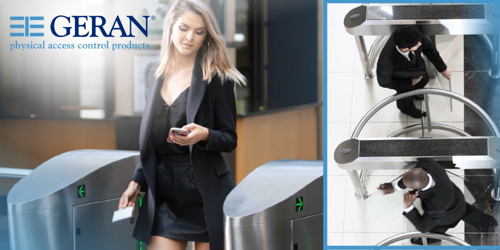 Geran Access Products joins the Security Industry Group