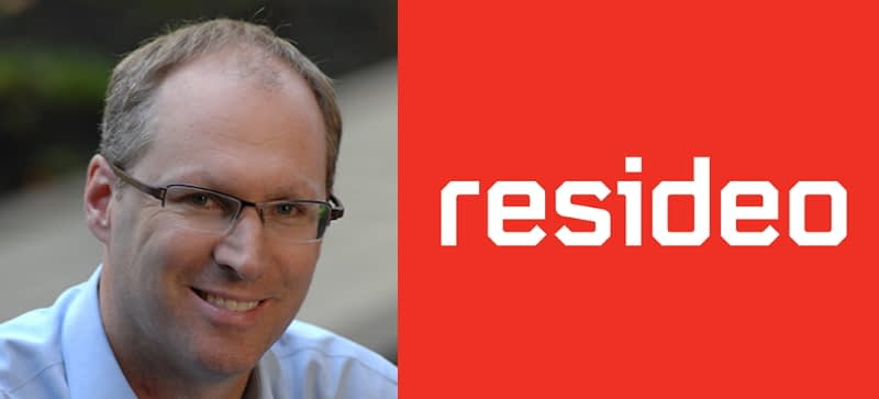 Resideo CEO M. Nefkens