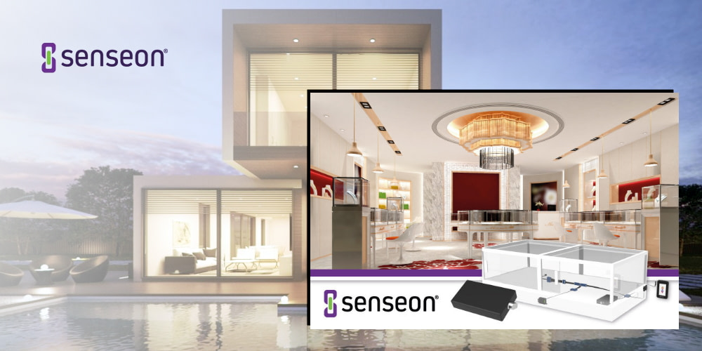 Senseon Core & Plus Electronic Access Control Systems Now Available for Display Cases