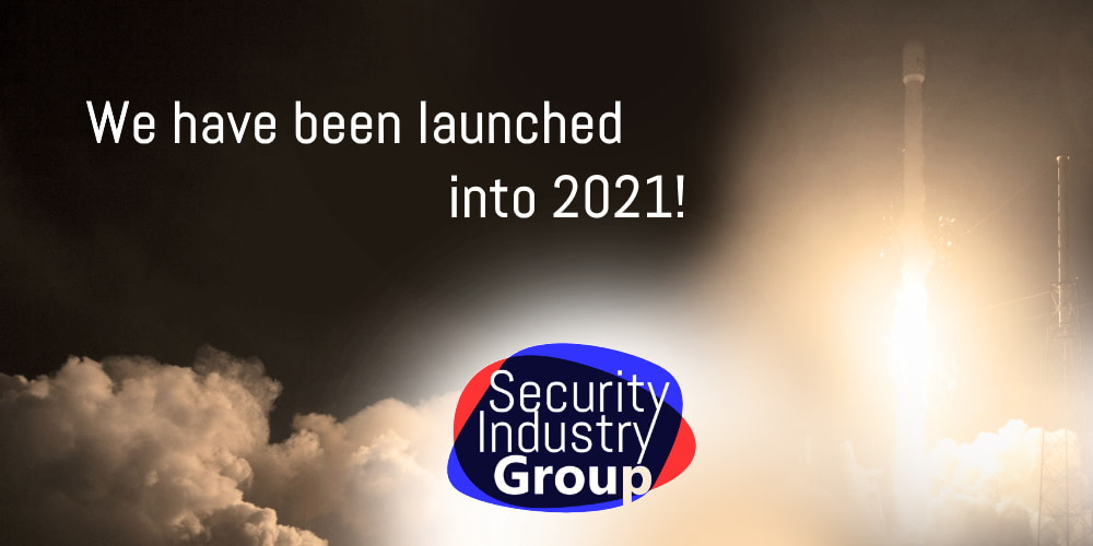 We have been launched into 2021!