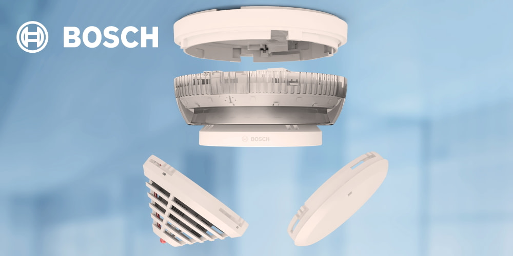 Bosch Avenar all-in-one 4000 signaling device sets new standards in fire protection
