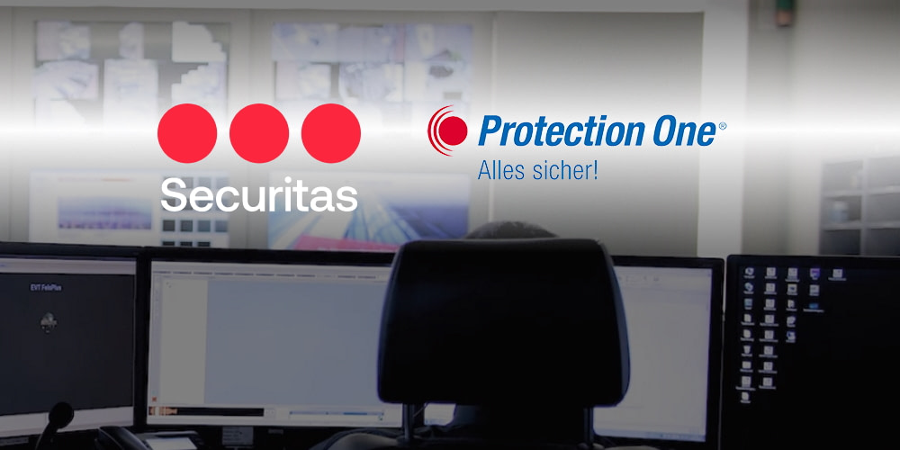 Securitas acquires electronic security company Protection One in Germany