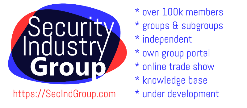 Security Industry Group on LinkedIn