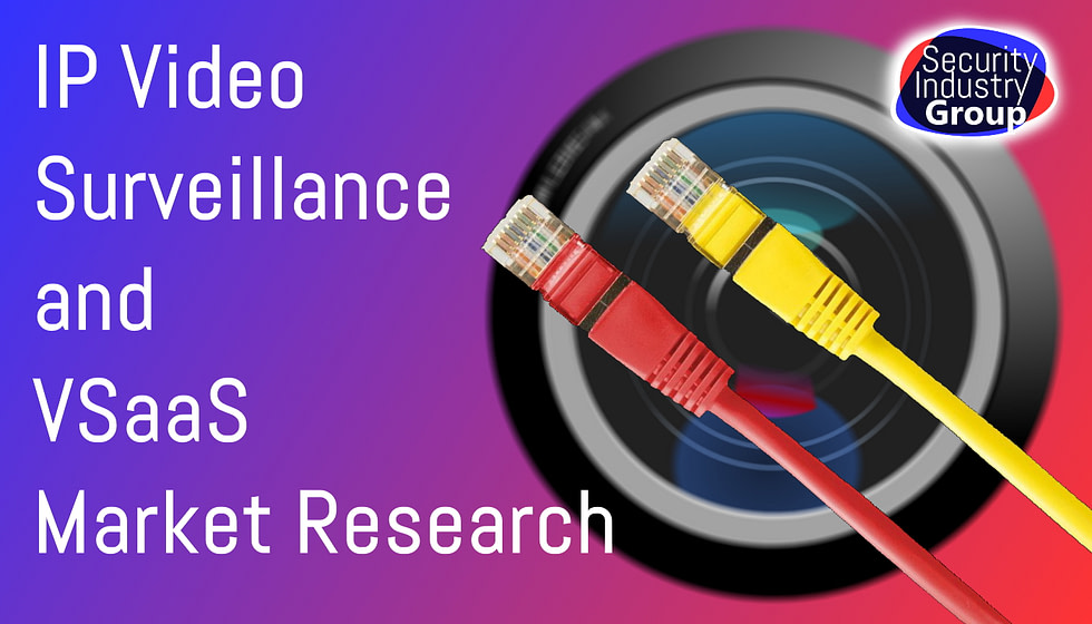 Ip Video and VSaaS Market Research