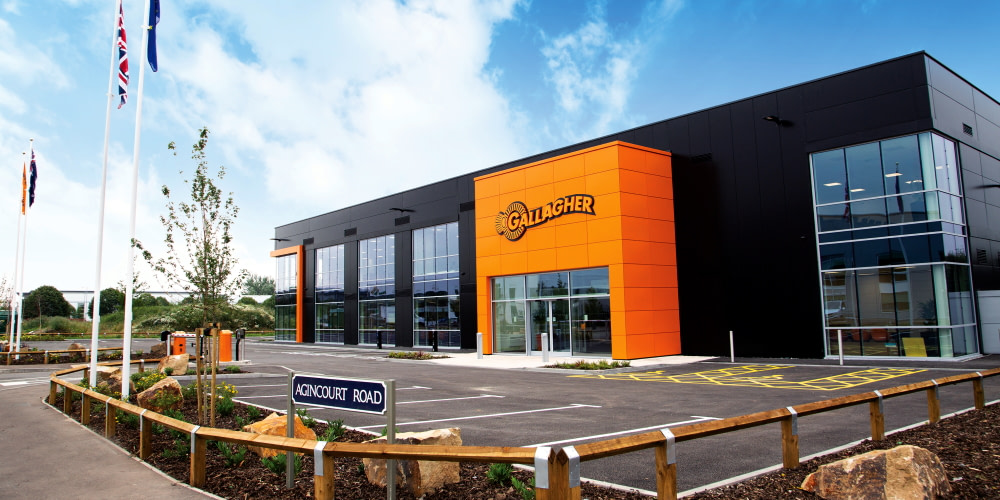 Gallagher continues to grow and moves into new European Headquarters