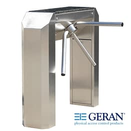 SecIndGroup.com Geran Streamline Turnstile