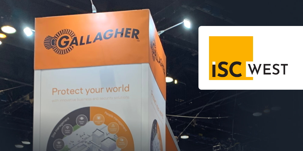 Gallagher brings latest technology to ISC West 2021