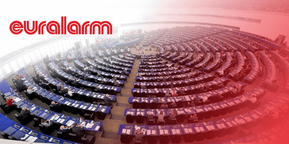 Euralarm positive on call of European Parliament to set higher standard for construction products