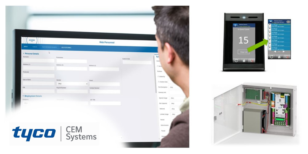 Johnson Controls releases CEM Systems AC2000 v10.5 Security Management System