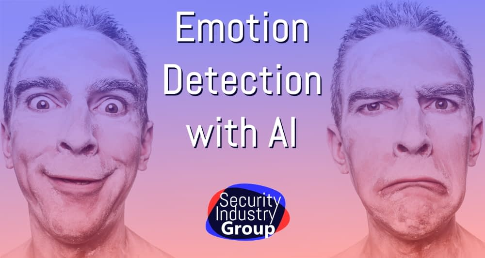 SecIndGroup.com Emotion Detection with AI in Security