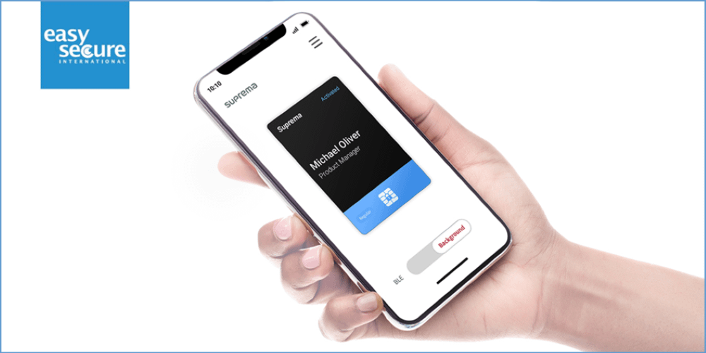 EasySecure Mobile Access with Suprema