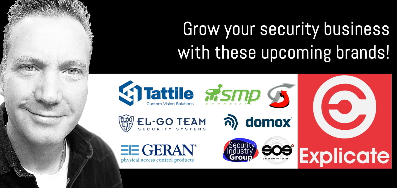 Explicate provides agency services to some of the best brands in the security industry