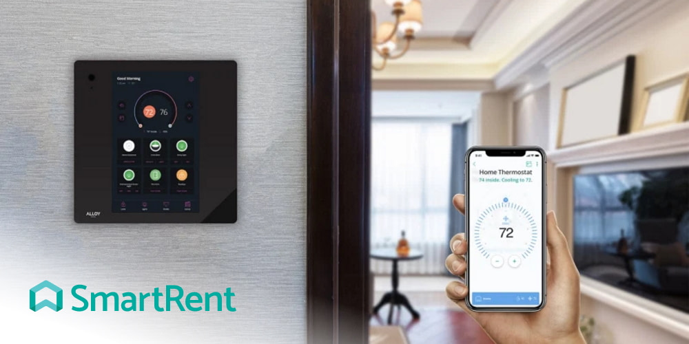 SmartRent Optimizes Access Control Systems With Launch of Smart Intercom and Alloy Access Solo